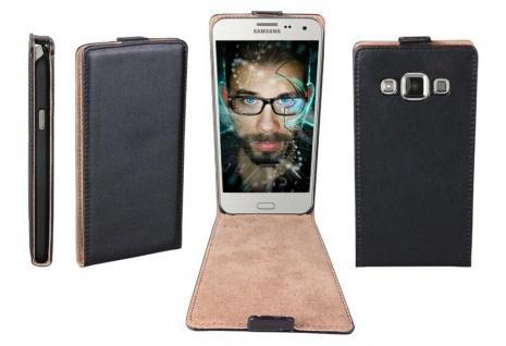 Patona Slim Flip-Cover Klapp-Tasche Schutz-Hülle Case für Samsung Galaxy E5