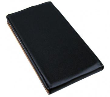 Patona Slim Flip-Cover Klapp-Tasche Schutz-Hülle Case Cover für Sony Xperia C3