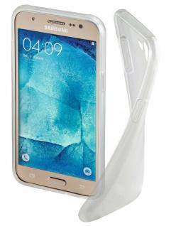 Hama Soft-Cover Schale Schutz-Hülle Tasche Case Slim für Samsung Galaxy J5 2016