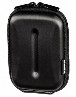 Hama Kamera-Tasche Hardcase Line 40G Schwarz Foto-Tasche Schutz-Hülle Etui Bag