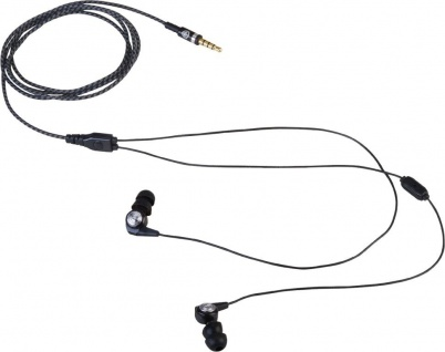 Aerial7 Neo Eclipse In-Ear Headset Mikrofon 3, 5mm Kopfhörer für Handy iPhone MP3