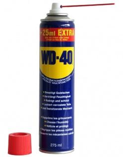 WD-40 Universal-Spray 275ml WD40 Rostlöser Pflege-Spray Schmier-Mittel Kriech-Öl