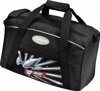 Sammies by Samsonite Kinder Sport-Tasche Spaceship Turnbeutel Schul-Tasche Case
