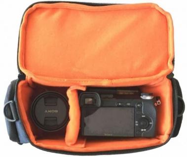 Hama Kamera-Tasche Hülle Case für Canon EOS 1300D 1200D 760D 750D 700D 7D 6D 5D - Vorschau 2