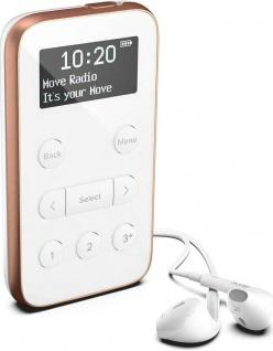 Pure Move R3 tragbares FM UKW DAB+ Radio Kleines Digital-Radio Pocket Player