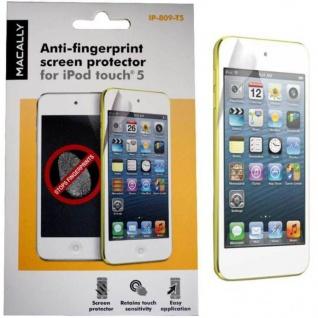 Macally Anti Fingerabdruck Display-Folie Schutz-Folie für Apple iPod Touch 5 5G