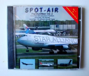 Spot-Air Frankfurt/Main Vol. 2 von Alex Hees windows 95 32MB RAM IBM compatible