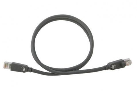 Monster HP 2, 1m Netzwerk-Kabel Cat5e STP Lan-Kabel Patch Cat 5e Gigabit Ethernet - Vorschau 2
