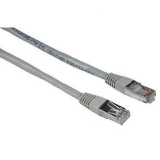 Hama 5m Netzwerk-Kabel Cat5e STP Lan-Kabel Patch-Kabel Cat 5e Gigabit Ethernet