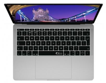 KB Tastatur-Abdeckung Englisch UK ENG Schutz-Cover Skin für MacBook Pro / Air