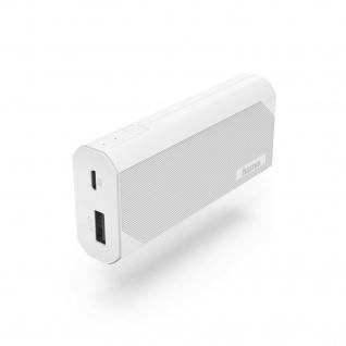 Hama Powerbank Zusatz-Akku 4000mAh USB Schnell-Ladegerät Batterie Charger Pack