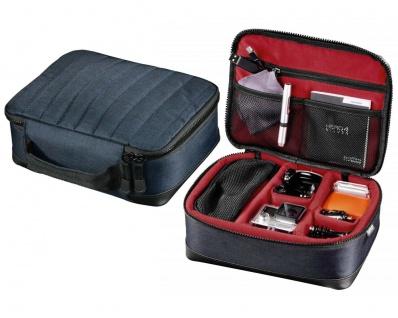 Hama Kamera-Tasche Case Hülle Bag für DJI Rollei Insta360 Vizu Sony Action-Cam