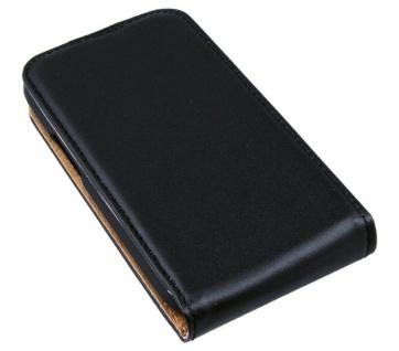 Patona Slim Flip-Cover Klapp-Tasche Schutz-Hülle Case für Samsung Galaxy Ace 4