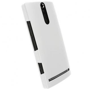 Krusell Hard-Cover Case Tasche für Sony XPERIA S LT26I Schutz-Hülle Schale Box