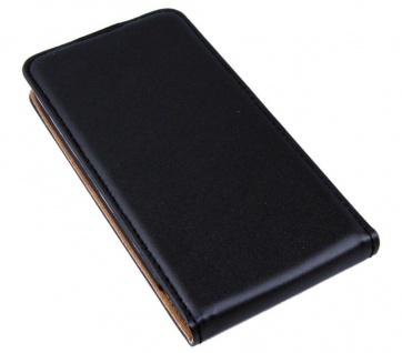 Patona Flip Case Tasche Hülle Cover Bag für Alcatel One-Touch Idol Alpha OT-6032