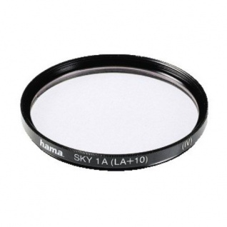 Hama Skylight-Filter 55mm Sky-Filter 1A für Digital Analog DSLR SLR Kamera etc.