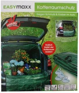PKW Schutz Laderaum-Abdeckung Kofferraum-Wanne Transport-Sack Garten-Abfall TOP - Vorschau 4
