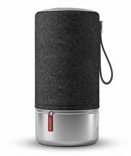 Libratone Zipp Speaker Cover Wool Pepper Black Lautsprecher-Bezug Boxen Stoff