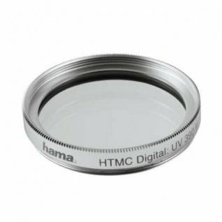 Hama UV-Filter 390 Speer- Schutz-Filter 25mm HTMC vergütet Kamera Foto Camcorder