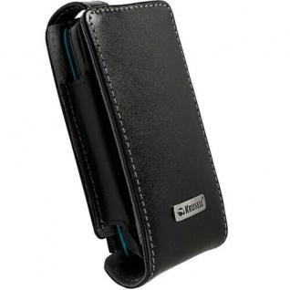 Krusell Orbit Flex Case Leder-Tasche für Nokia 5228 5230 5233 5800 Xpress-Music