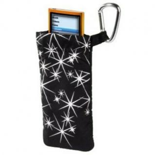 Hama Tasche Stars Schutzhülle Etui für MP3 Player Stick Creative Intenso Philips