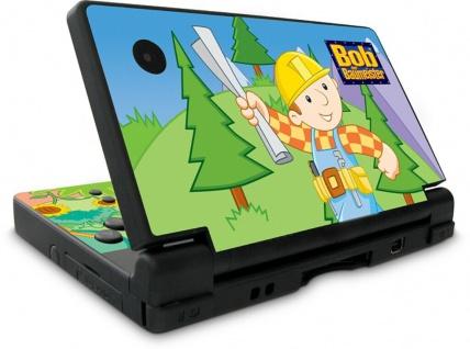 Design Folie Schutzfolie Skin Motiv Bob der Baumeister M1 für Nintendo DSi NDSi