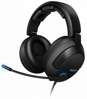 Roccat Kave Solid 5.1 Gaming Surround-Sound Over-Ear Headset Gamer Kopfhörer