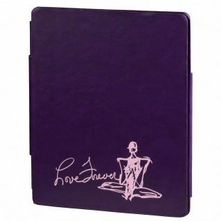 Whatever it Takes Donna Karan Schutz-Hülle Cover Case Ständer für Apple iPad 3 4