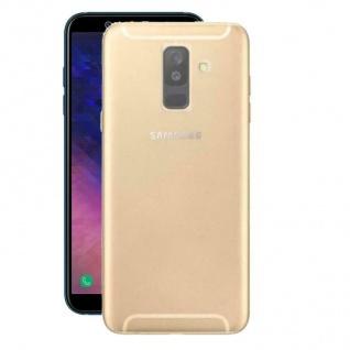 Puro Ultra Slim 0.3 Nude Cover TPU Case Schutz-Hülle für Samsung Galaxy A6+