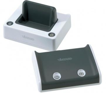 Vivanco Wireless Transmitter Audio Adapter Funk-Sender für MP3 Player Handy HiFi