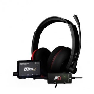 Turtle Beach EarForce DP11 5.1 DSS2 Gaming Headset Kopfhörer für PS3 PS4 XBOX PC