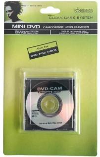 Vivanco Laufwerk Laser Linsen Reinigungs Mini-DVD CD Laufwerke Player Camcorder
