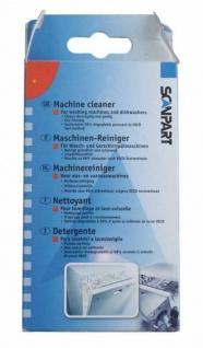 ScanPart Spülmaschinen-Reiniger Renigung Pflege Waschmaschine Geschirrspüler