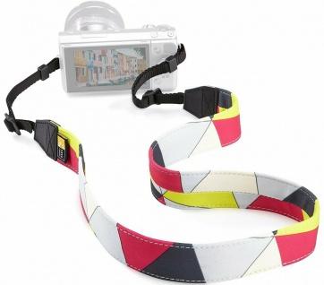 Case Logic Saigon Camera Neck Strap Kamera-Gurt Tragegurt Band für DSLR DSLM etc