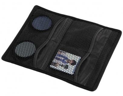 Hama Filter-Set Polarisations-Filter + UV-Filter 62mm Pol-Filter DSLR Kamera