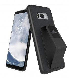 Adidas Grip Case Ständer Hard-Cover Tasche Schutz-Hülle für Samsung Galaxy S8