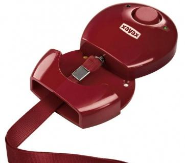 Hama Personen-Alarm Rot Hand-Alarm Alarmanlage Notfall-Alarm Panik Schutz-Alarm