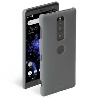 Krusell Cover Hard-Case Schale Schutz-Hülle Tasche für Sony Xperia XZ2 Premium