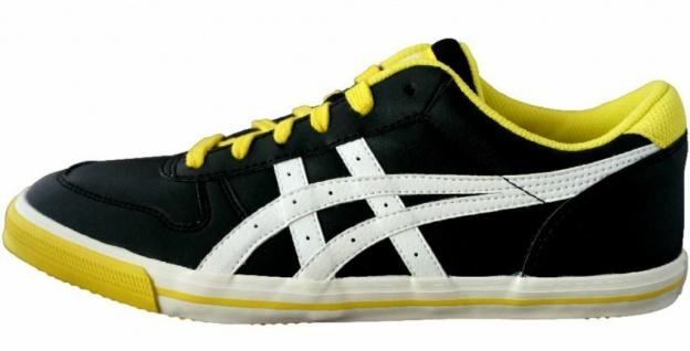 the latest c5466 38500 Asics Onitsuka Tiger Aaron GS Sneaker EUR 36 - 40 Kinder Herren low Schuhe  Boys