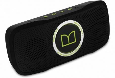 Monster Backfloat Bluetooth Schwimm-Lautsprecher Dusche Badewanne Pool Box BT - Vorschau 2