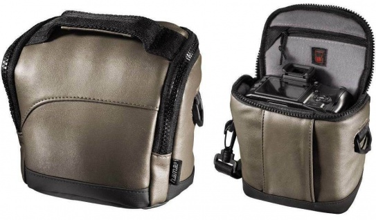 Hama Kamera-Tasche Hülle Case für Panasonic Lumix DC-GX800 GX880 GX9 DMC-GX80 ..
