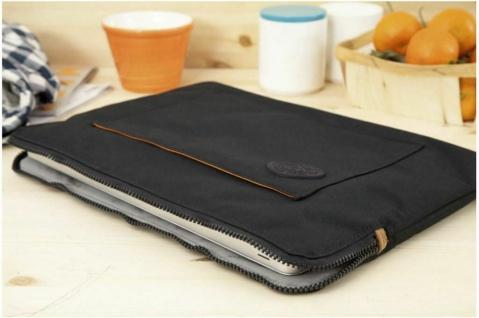 """Golla Slim Sleeve Grau Notebook-Tasche Case Schutz-Hülle 15, 4"""" 15, 6"""" 16"""" 16, 4 - Vorschau 3"""