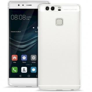 Puro Ultra Slim 0.3 Cover TPU Case Schutz-Hülle Clear für Huawei P9