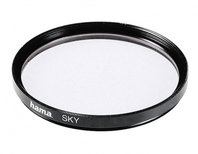 Hama Skylight-Filter 72mm Sky-Filter für Analog Foto SLR Kamera Camcorder etc