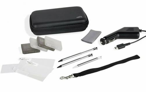 Speedlink 12in1 Starter-Kit Tasche Game-Case Kfz Ladekabel für New 3DS 3DS DSi - Vorschau 2