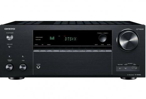 Onkyo TX-NR686 7.2 Kanal AV Netzwerk Receiver Verstärker 4K HDMI THX Atmos DTS:X