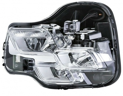 Original Hella LED Scheinwerfer Rechts Front Fern-Scheinwerfer Renault Clio IV