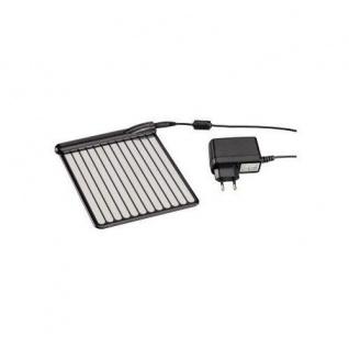 Wild Charge Induktions Ladepad Ladegerät Matte + Adapter für Nokia 6101 6111 etc