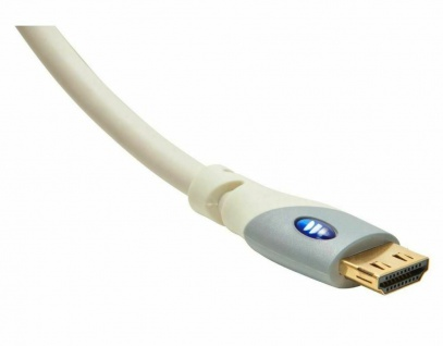 Monster Cable ADV HDMI-Kabel 1, 2m Ultra HD High-Speed Ethernet UHD Full-HD TV 3D