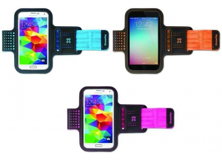 XtremeMac Armband Sport-Tasche Schutz-Hülle Case für Samsung Galaxy S8 S7 S6 S5